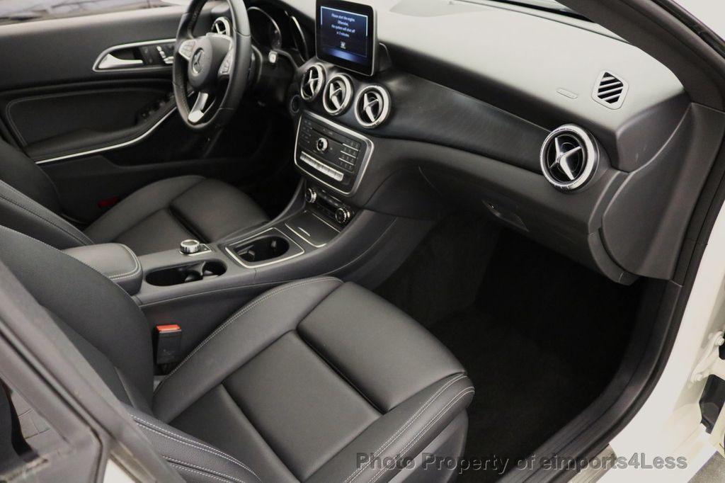 2017 Mercedes-Benz CLA CERTIFIED CLA250 4MATIC AWD SPORT PANO NAVI - 16902445 - 46