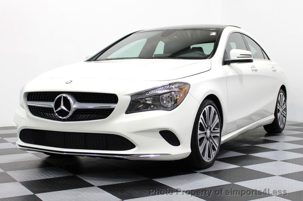 2017 Mercedes-Benz CLA CERTIFIED CLA250 4Matic Sport AWD CAMERA / NAVI - 16490051 - 0