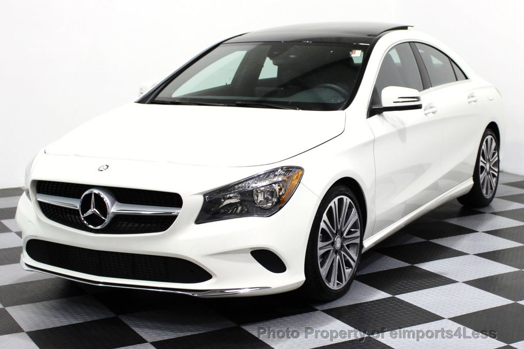 2017 Mercedes-Benz CLA CERTIFIED CLA250 4Matic Sport AWD CAMERA / NAVI - 16490051 - 12