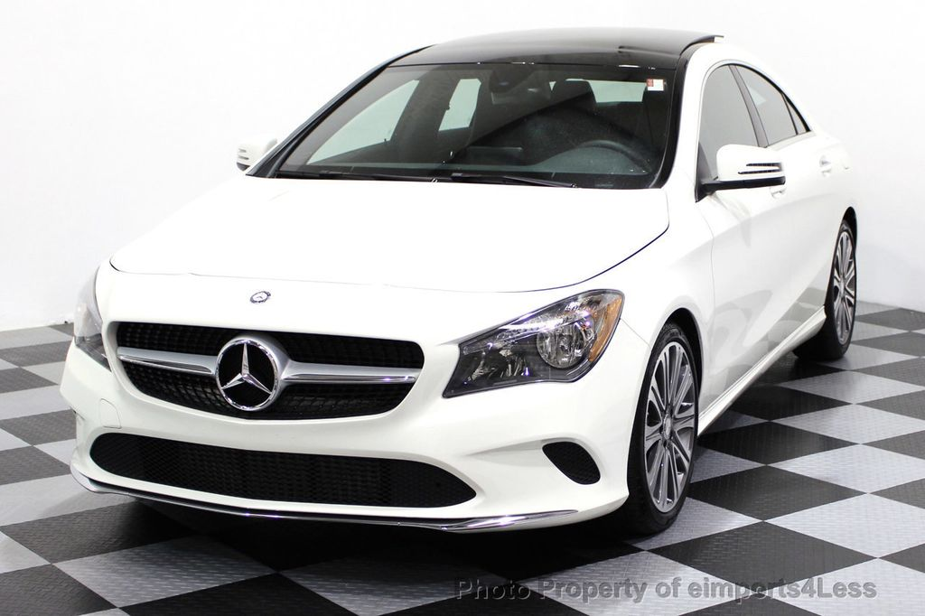 2017 Mercedes-Benz CLA CERTIFIED CLA250 4Matic Sport AWD CAMERA / NAVI - 16490051 - 13
