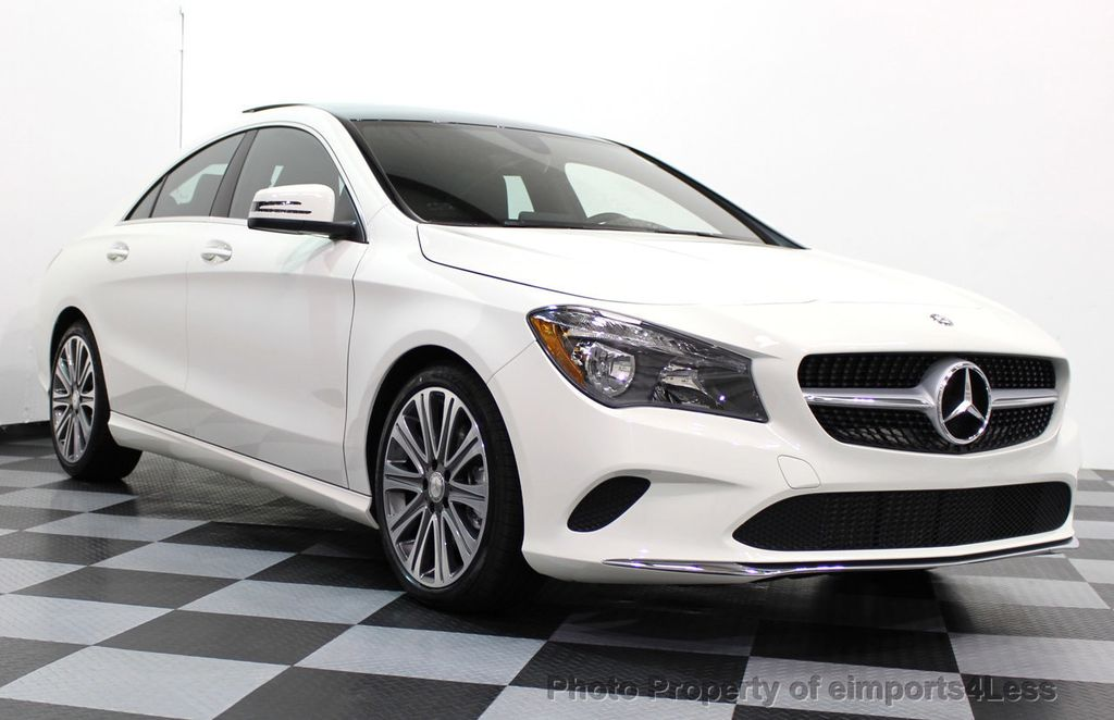 2017 Mercedes-Benz CLA CERTIFIED CLA250 4Matic Sport AWD CAMERA / NAVI - 16490051 - 1