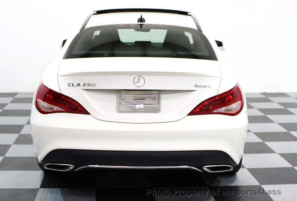 2017 Mercedes-Benz CLA CERTIFIED CLA250 4Matic Sport AWD CAMERA / NAVI - 16490051 - 19