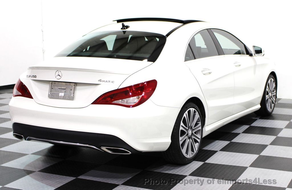 2017 Mercedes-Benz CLA CERTIFIED CLA250 4Matic Sport AWD CAMERA / NAVI - 16490051 - 20