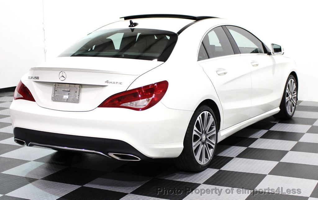 2017 Mercedes-Benz CLA CERTIFIED CLA250 4Matic Sport AWD CAMERA / NAVI - 16490051 - 21