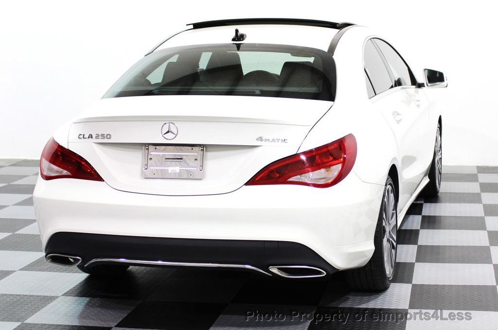 2017 Mercedes-Benz CLA CERTIFIED CLA250 4Matic Sport AWD CAMERA / NAVI - 16490051 - 29