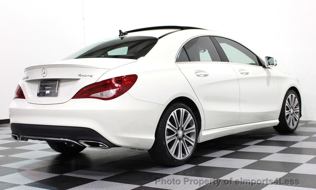 2017 Mercedes-Benz CLA CERTIFIED CLA250 4Matic Sport AWD CAMERA / NAVI - 16490051 - 30