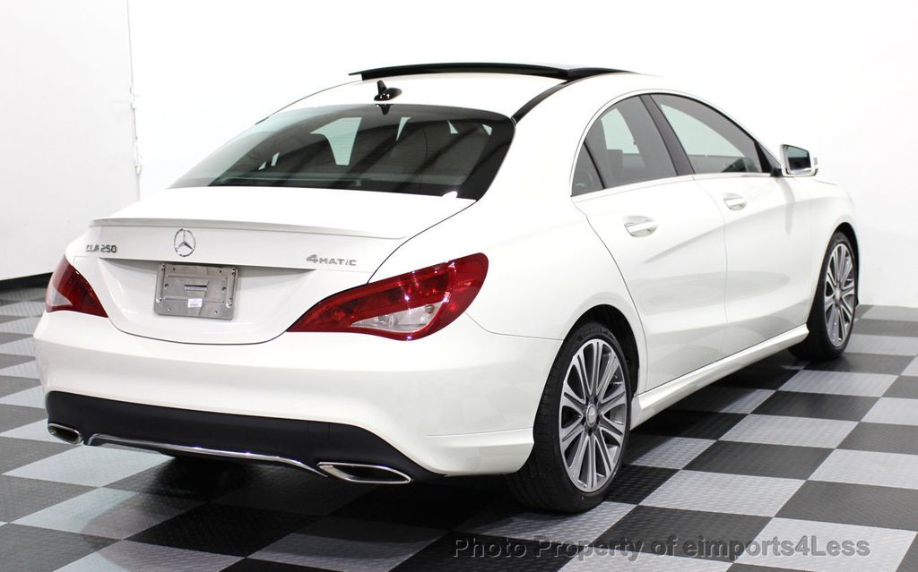 2017 Mercedes-Benz CLA CERTIFIED CLA250 4Matic Sport AWD CAMERA / NAVI - 16490051 - 3
