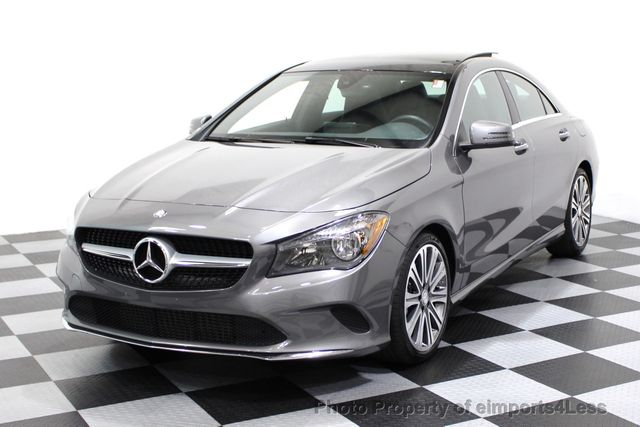2017 Mercedes-Benz CLA CERTIFIED CLA250 4Matic Sport AWD CAMERA / NAVIGATION - 16676255 - 0