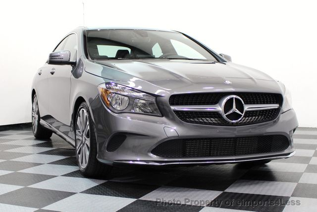 2017 Mercedes-Benz CLA CERTIFIED CLA250 4Matic Sport AWD CAMERA / NAVIGATION - 16676255 - 13