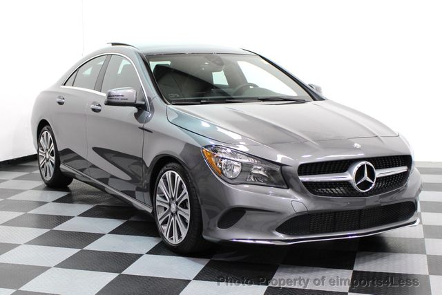 2017 Mercedes-Benz CLA CERTIFIED CLA250 4Matic Sport AWD CAMERA / NAVIGATION - 16676255 - 1