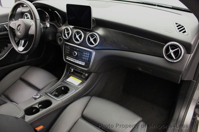 2017 Mercedes-Benz CLA CERTIFIED CLA250 4Matic Sport AWD CAMERA / NAVIGATION - 16676255 - 19