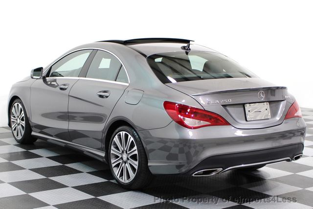 2017 Mercedes-Benz CLA CERTIFIED CLA250 4Matic Sport AWD CAMERA / NAVIGATION - 16676255 - 26