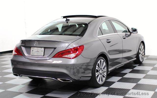2017 Mercedes-Benz CLA CERTIFIED CLA250 4Matic Sport AWD CAMERA / NAVIGATION - 16676255 - 3