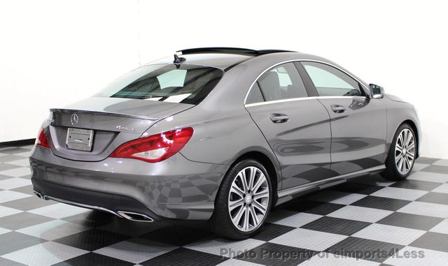 2017 Mercedes-Benz CLA CERTIFIED CLA250 4Matic Sport AWD CAMERA / NAVIGATION - 16676255 - 39