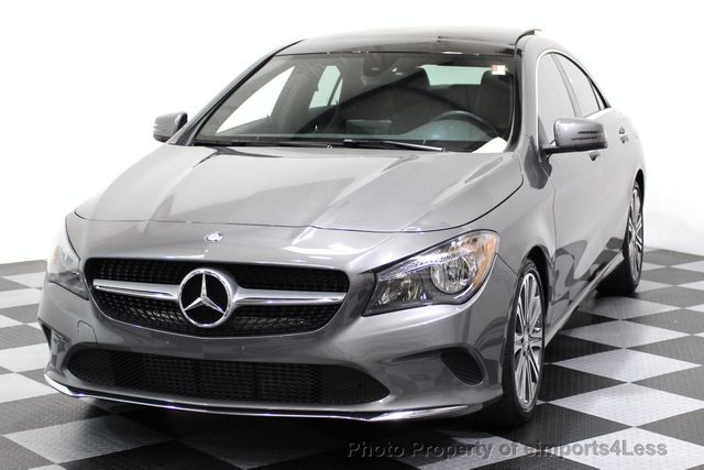 2017 Mercedes-Benz CLA CERTIFIED CLA250 4Matic Sport AWD CAMERA / NAVIGATION - 16676255 - 46
