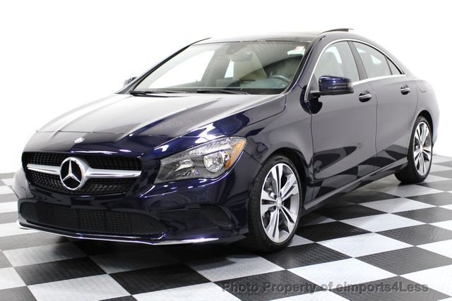 2017 Mercedes-Benz CLA CERTIFIED CLA250 4Matic Sport AWD CAMERA NAVIGATION - 16676264 - 0