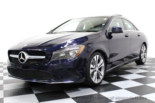 2017 Mercedes-Benz CLA CERTIFIED CLA250 4Matic Sport AWD CAMERA NAVIGATION - 16676264 - 12