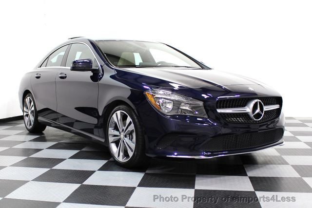 2017 Mercedes-Benz CLA CERTIFIED CLA250 4Matic Sport AWD CAMERA NAVIGATION - 16676264 - 13