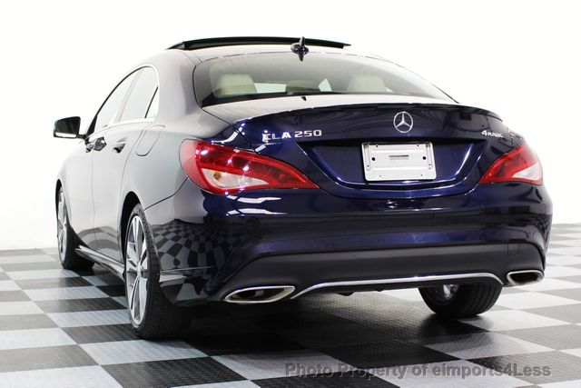 2017 Mercedes-Benz CLA CERTIFIED CLA250 4Matic Sport AWD CAMERA NAVIGATION - 16676264 - 14