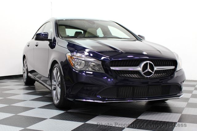 2017 Mercedes-Benz CLA CERTIFIED CLA250 4Matic Sport AWD CAMERA NAVIGATION - 16676264 - 27