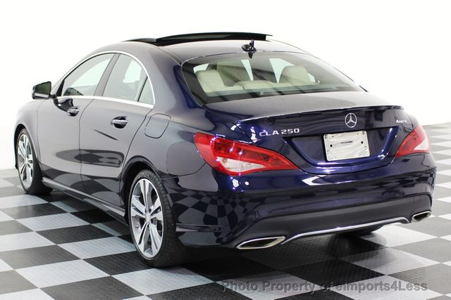 2017 Mercedes-Benz CLA CERTIFIED CLA250 4Matic Sport AWD CAMERA NAVIGATION - 16676264 - 2