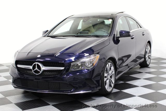 2017 Mercedes-Benz CLA CERTIFIED CLA250 4Matic Sport AWD CAMERA NAVIGATION - 16676264 - 44