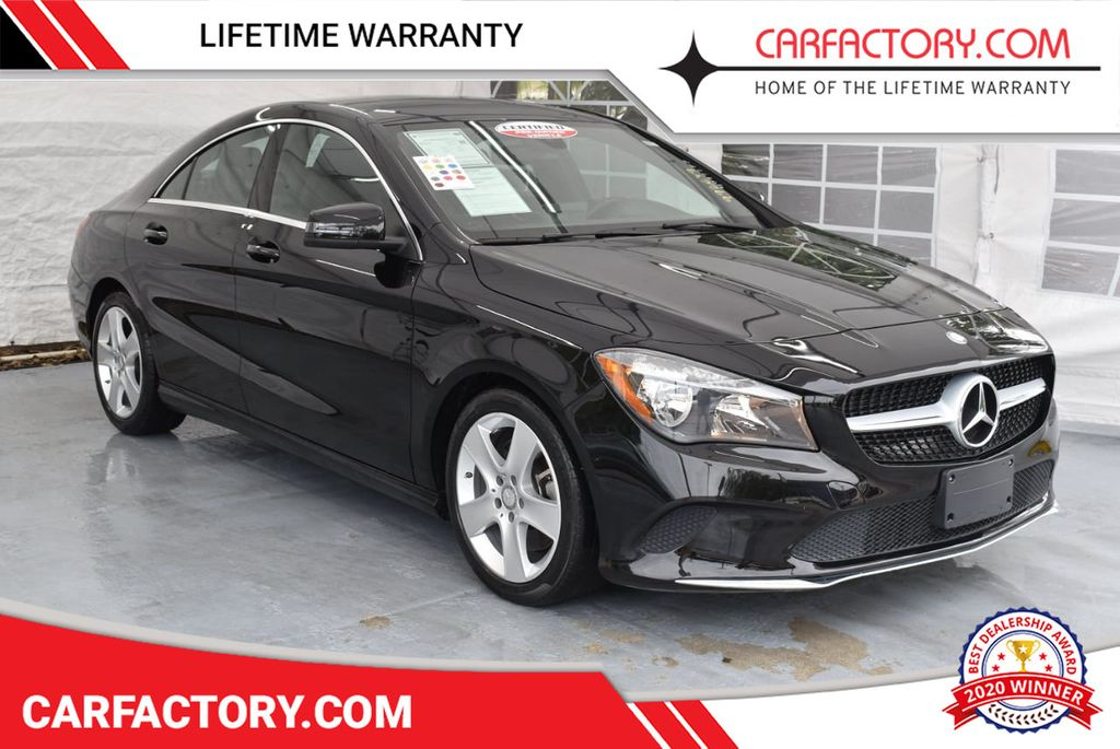 2017 Mercedes-Benz CLA CLA 250 Coupe - 18343622 - 0