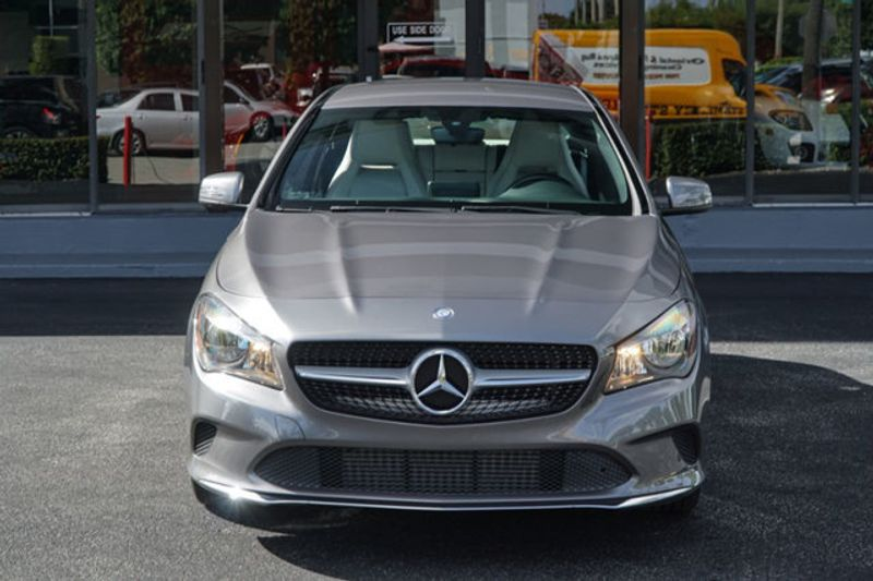 2017 Mercedes-Benz CLA CLA 250 Coupe - Click to see full-size photo viewer