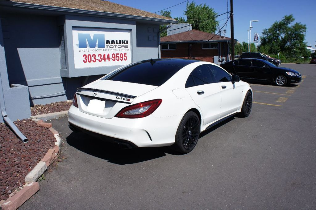 2017 Mercedes Benz Cls Amg 63 S 4matic Coupe 17728713 3