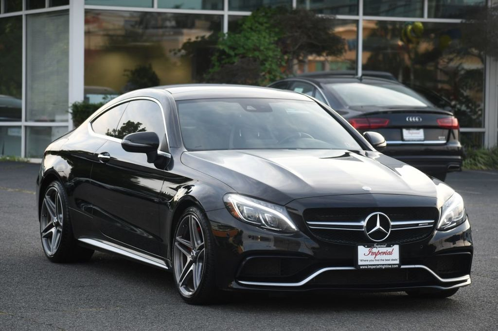 2017 Used Mercedes-Benz AMG C 63 S Coupe at Imperial Auto ...