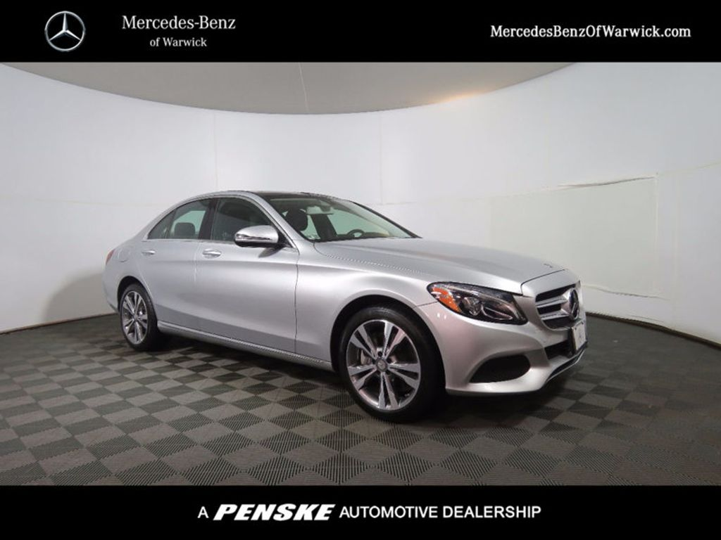 2017 Mercedes-Benz C-Class C 300 4MATIC Sedan - 15772191 - 0