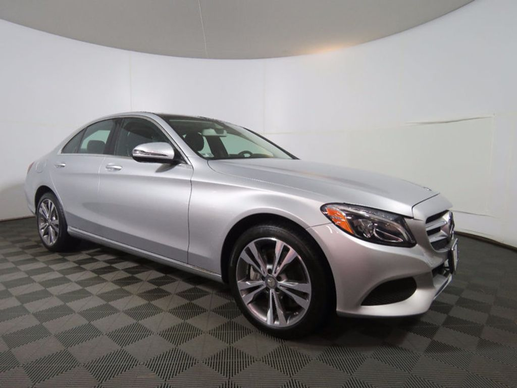 2017 Mercedes-Benz C-Class C 300 4MATIC Sedan - 15772191 - 1