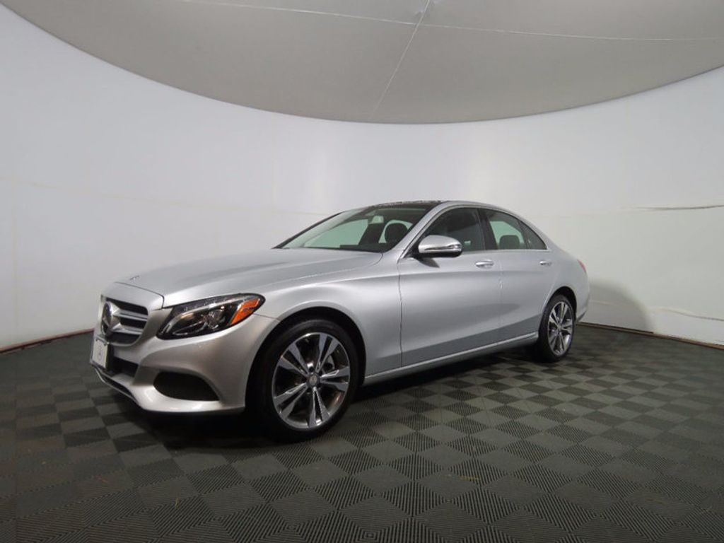 2017 Mercedes-Benz C-Class C 300 4MATIC Sedan - 15772191 - 3