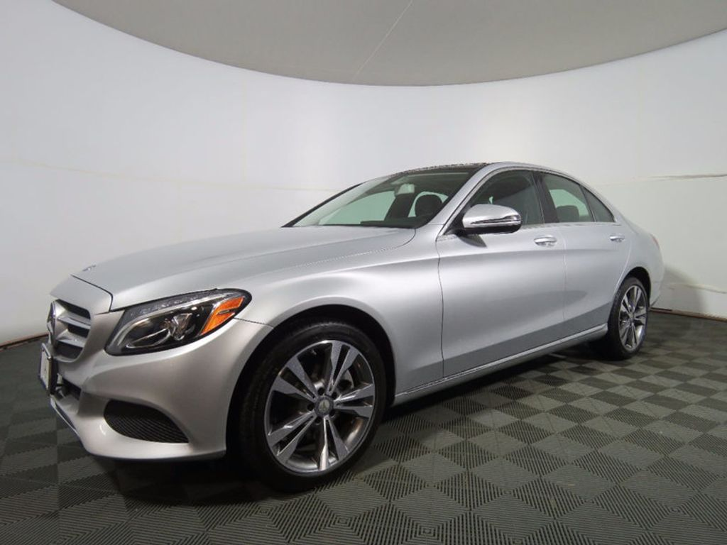 2017 Mercedes-Benz C-Class C 300 4MATIC Sedan - 15772191 - 4