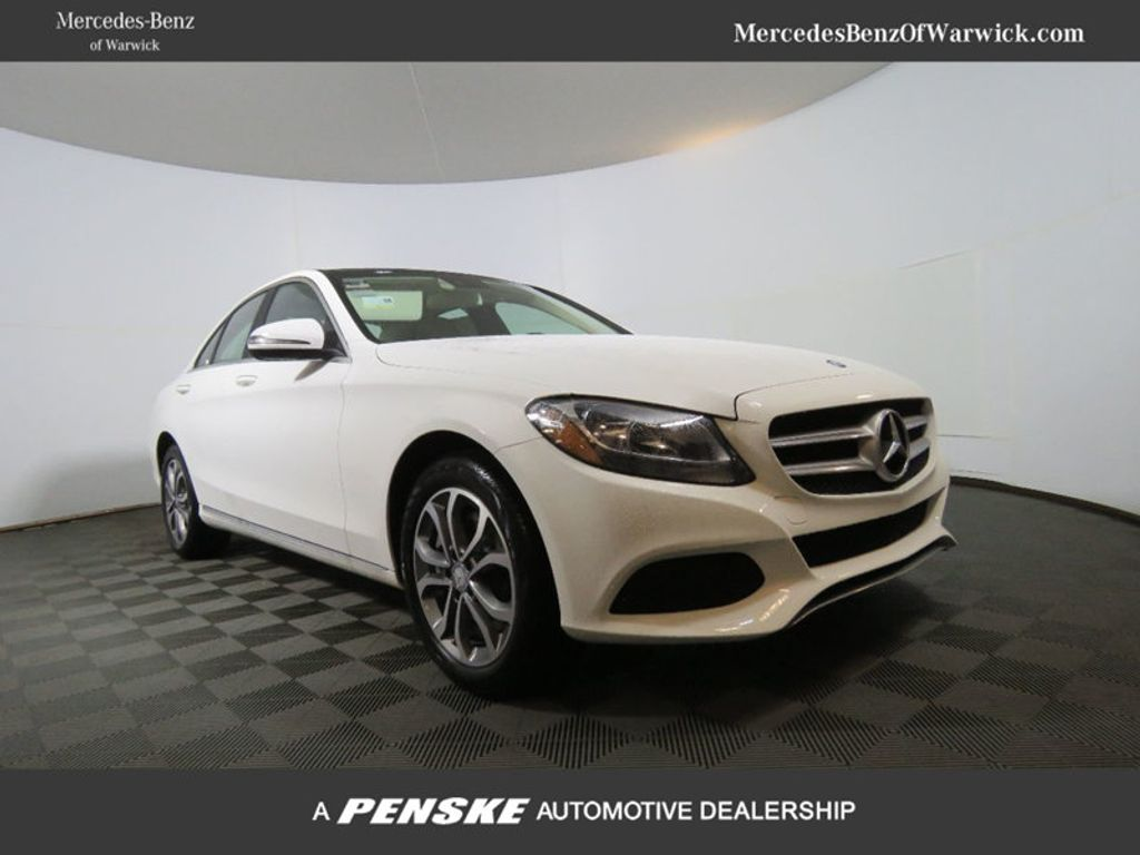 2017 Mercedes-Benz C-Class C 300 4MATIC Sedan - 15976798 - 0