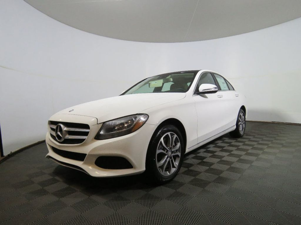 2017 Mercedes-Benz C-Class C 300 4MATIC Sedan - 15976798 - 2