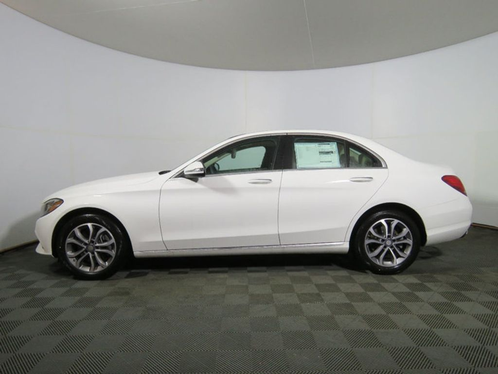 2017 Mercedes-Benz C-Class C 300 4MATIC Sedan - 15976798 - 3