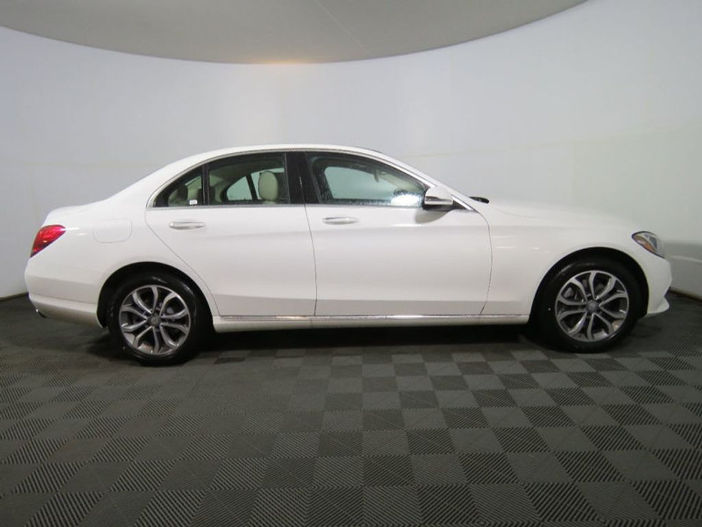 2017 Mercedes-Benz C-Class C 300 4MATIC Sedan - 15976798 - 7