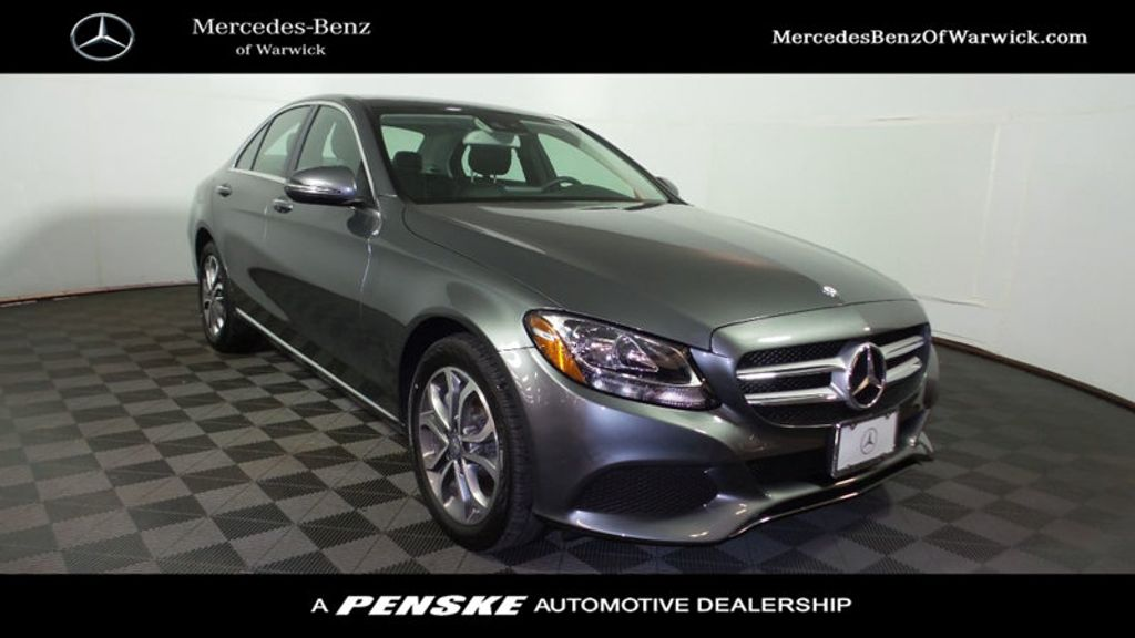 2017 Mercedes-Benz C-Class C 300 4MATIC Sedan - 16072876 - 0