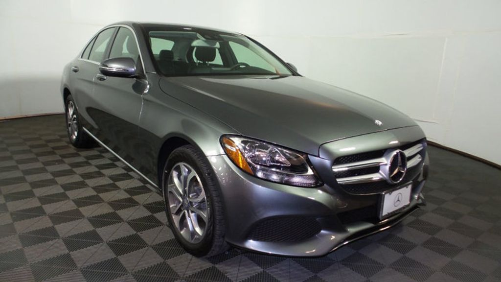 2017 Mercedes-Benz C-Class C 300 4MATIC Sedan - 16072876 - 1