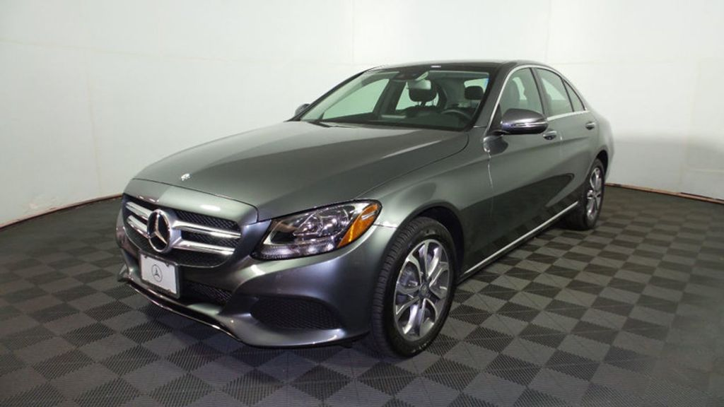 2017 Mercedes-Benz C-Class C 300 4MATIC Sedan - 16072876 - 4