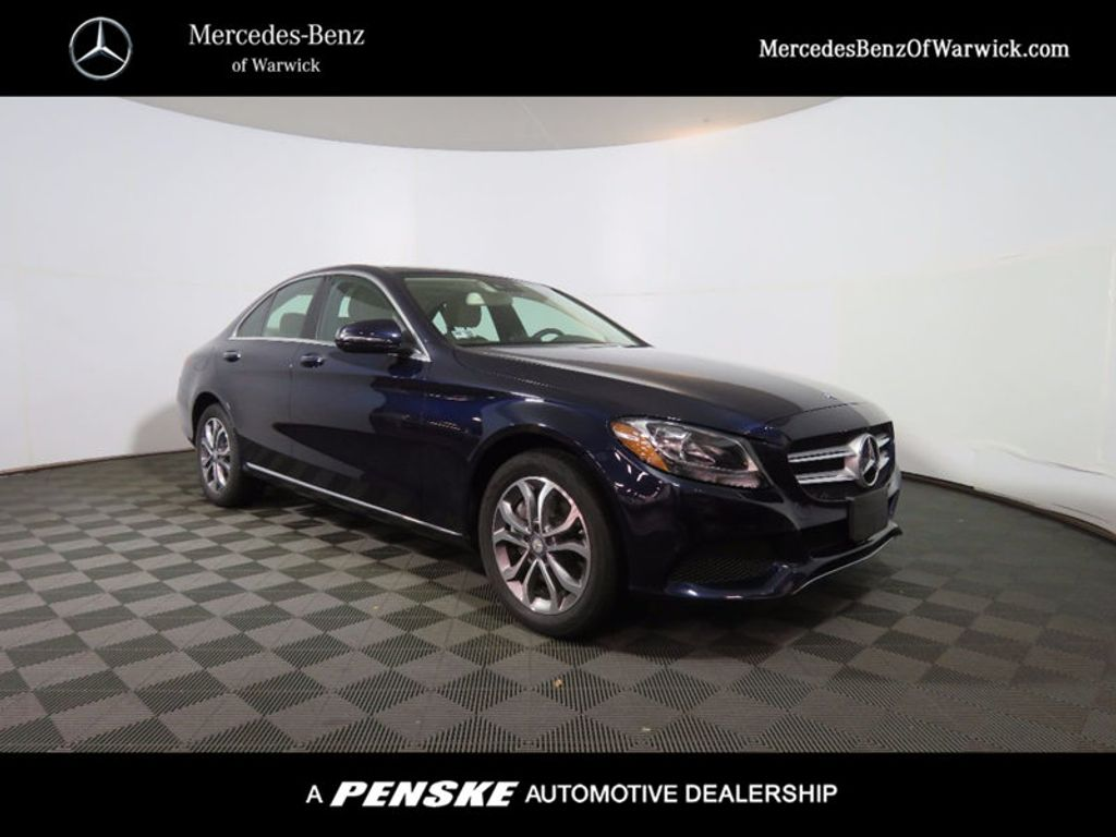 2017 Mercedes-Benz C-Class C 300 4MATIC Sedan - 16077294 - 0