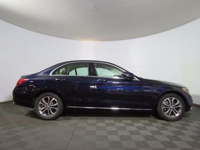 2017 Mercedes-Benz C-Class C 300 4MATIC Sedan - Click to see full-size photo viewer