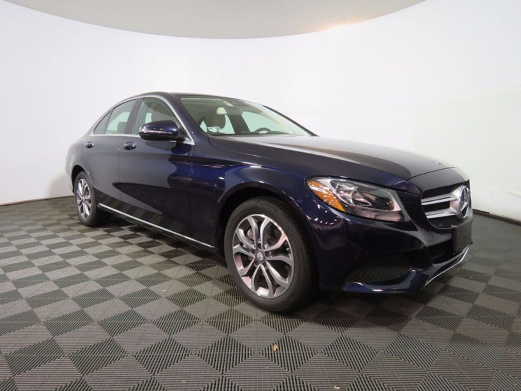 2017 Mercedes-Benz C-Class C 300 4MATIC Sedan - 16077294 - 1