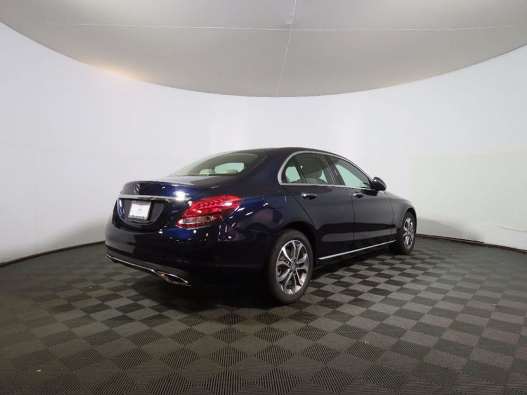 2017 Mercedes-Benz C-Class C 300 4MATIC Sedan - 16077294 - 7