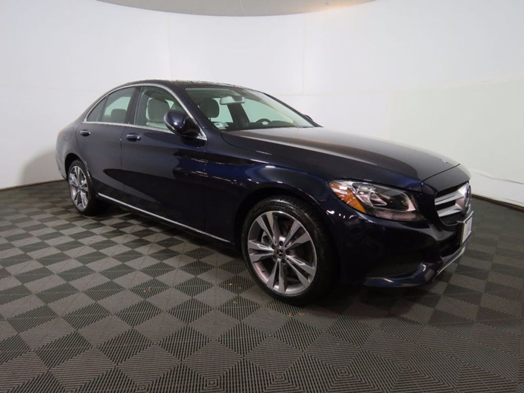 2017 used mercedes benz c class c 300 4matic sedan at for Warwick mercedes benz
