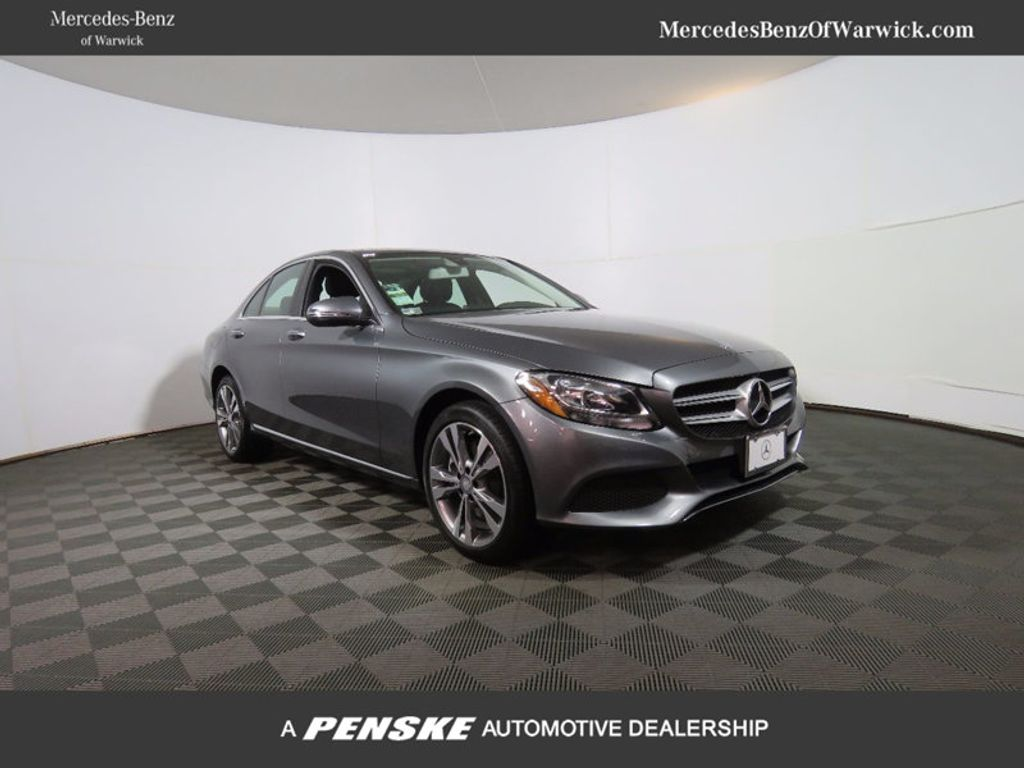 2017 Mercedes-Benz C-Class C 300 4MATIC Sedan - 16214973 - 0