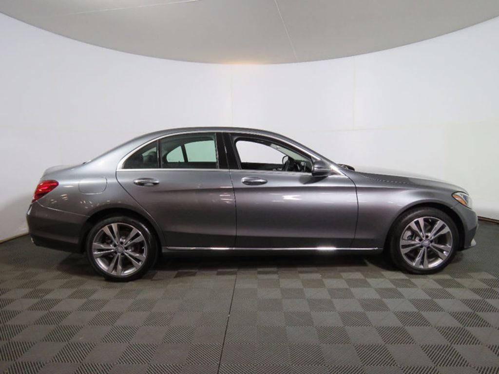 2017 Mercedes-Benz C-Class C 300 4MATIC Sedan - 16214973 - 11