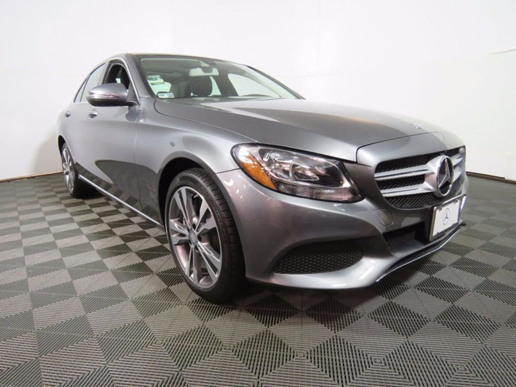 2017 Mercedes-Benz C-Class C 300 4MATIC Sedan - 16214973 - 1