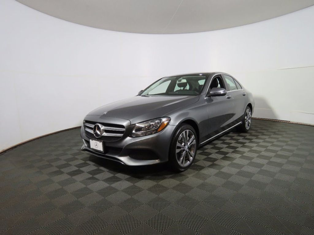 2017 Mercedes-Benz C-Class C 300 4MATIC Sedan - 16214973 - 3